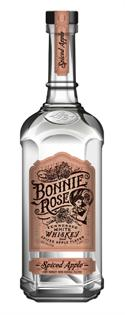Bonnie Rose Tennessee White Whiskey Spiced Apple 750ml